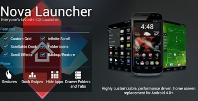Nova Launcher